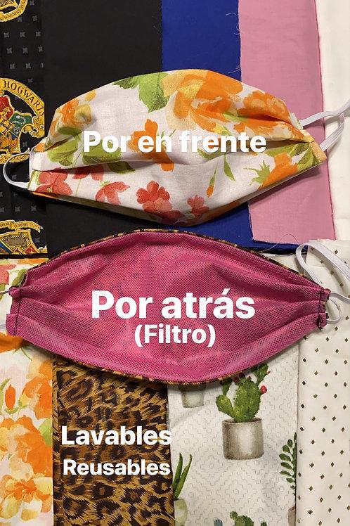 Tapabocas Ninos(a)