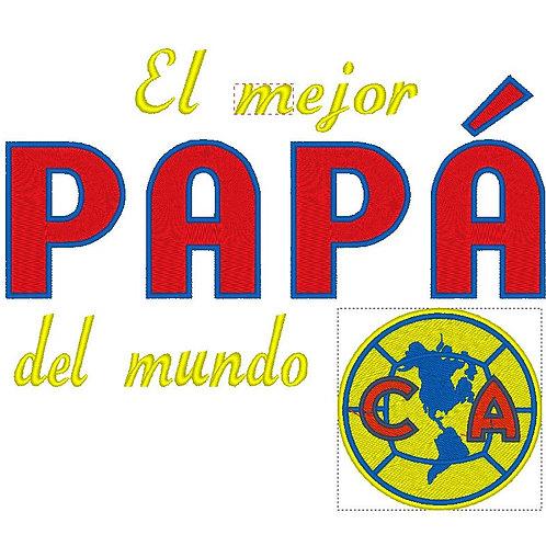 El Mejor Papa Playera