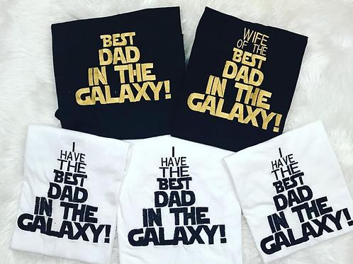 Best Dad In The Galaxy