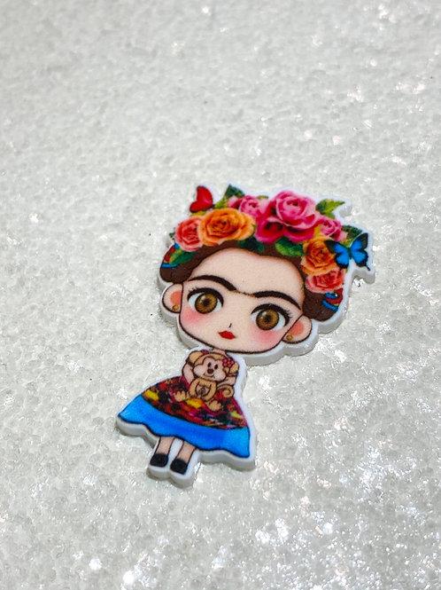 Frida Kahlo Resins/Frida Kahlo Resina