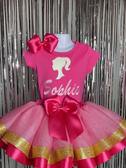 Tutu de Barbie