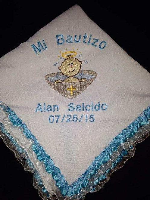 Servilletas de Bautizo (Docena)