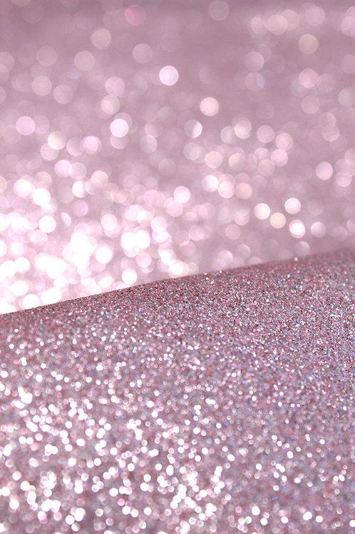 Lilac Fine Glitter Sheets
