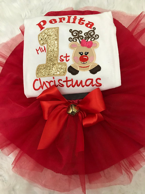 My First Christmas Reindeer