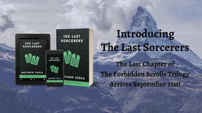 Introducing The Last Sorcerers