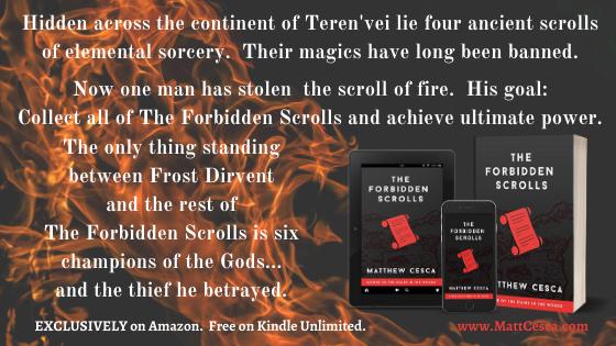 The Forbidden Scrolls