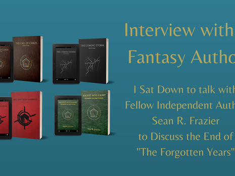 Interview With a Fantasy Author