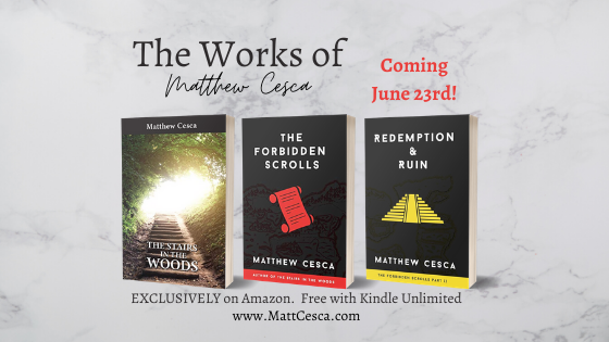 The Works of Matthew Cesca Version 1