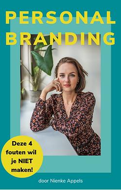 Personal Branding ebook Nienke Appels.pn