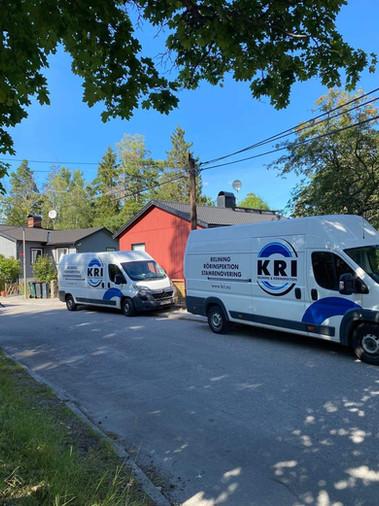 kri relining villa stockholm