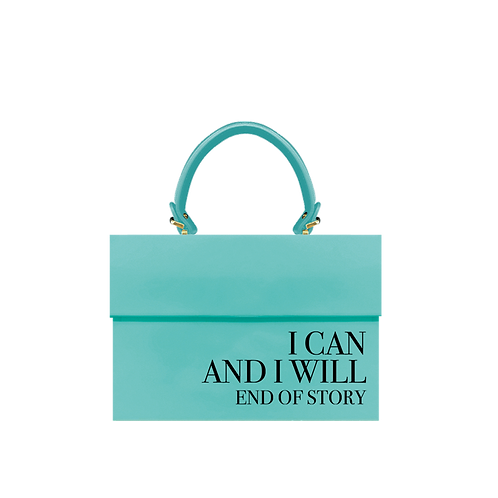 I CAN AND I WILL…