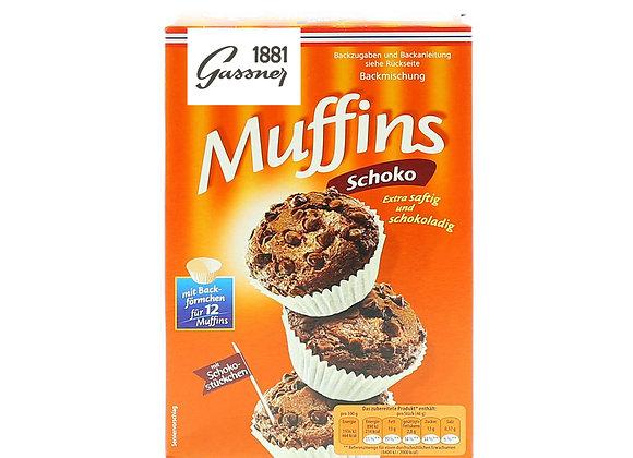 Muffin / Dark Chocolate
