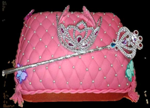 Prinzessin Kissen