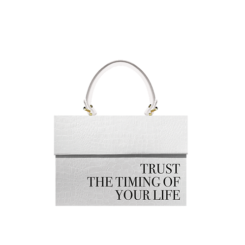 TRUST THE TIMING…