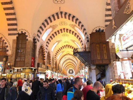 Francisbags in Istanbul –  One of our favorite cities