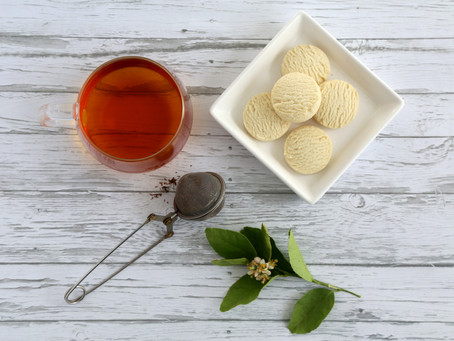 "Recipe Book: Laura's ""Blursday Baking"" Shortbread Cookies"