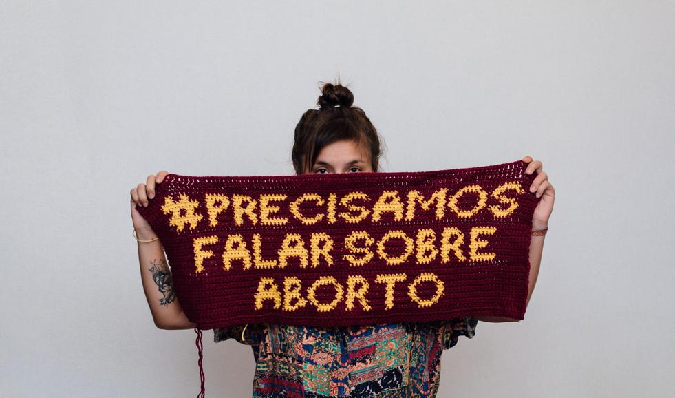 Precisamos falar sobre aborto, 2016