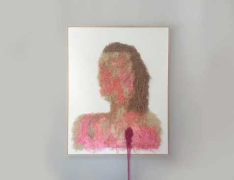 Auto-retrato, 2017