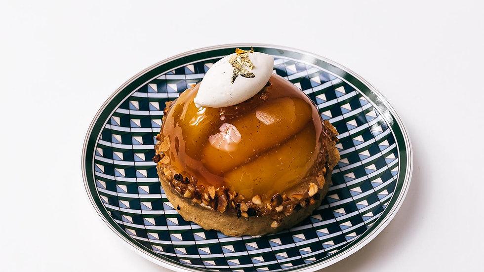 Tatin : biscuit breton aux pommes façon tatin