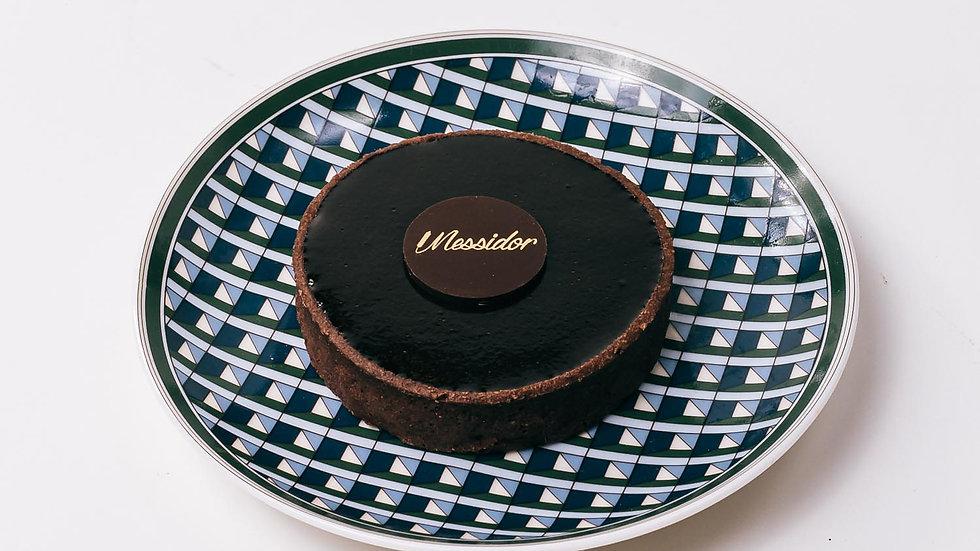 Carac : ganache au chocolat