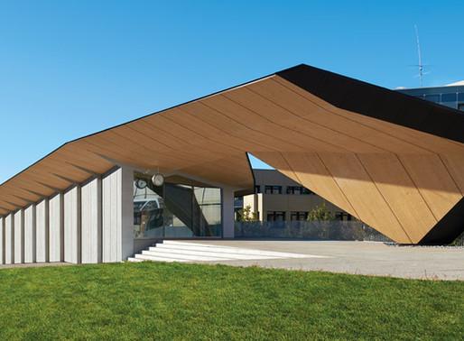 L'ArtLab de l'EPFL - un bâtiment dédié à la culture