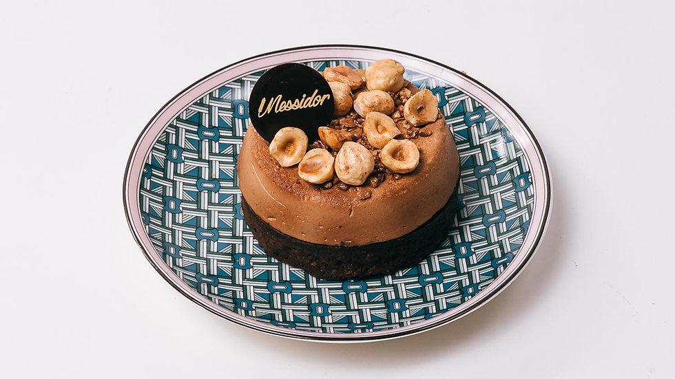 Chic-choc : tartelette chocolat praliné noisettes