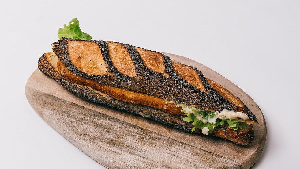 Sandwich Poulet pané