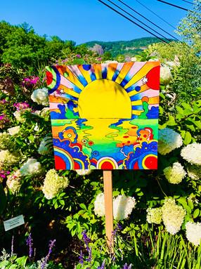 Suns for the Flowering Bridge