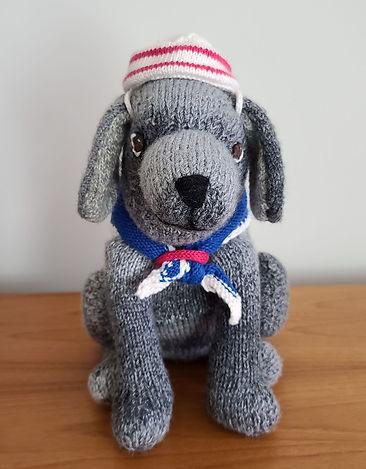 LLA_knitted stuffed sailor dog_2.jpg