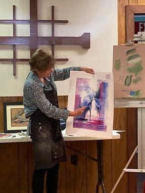Pastels by Deborah