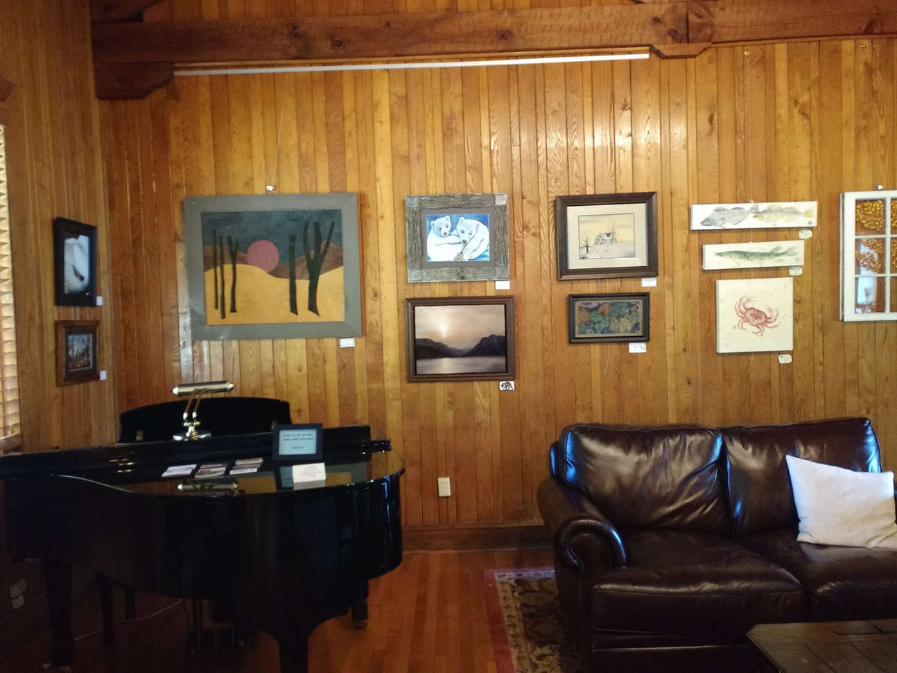 Lodge on Lake Lure Show