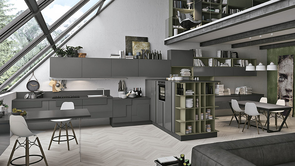 colonne bsse creativa lube cucine