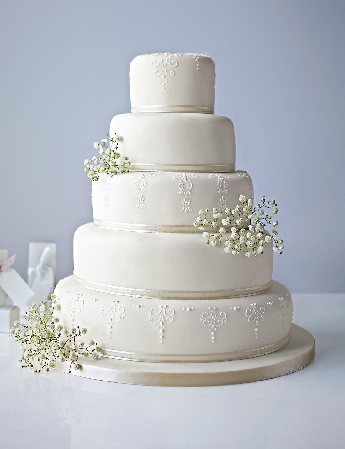 Gâteau des mariés - Delicatessen