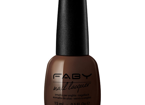 Earthy Pleasure - Faby nagellak