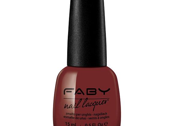 Kiss Me Faby - Faby nagellak