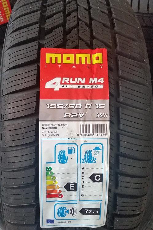 195/50 r15 82V MOMO 4RUN M4