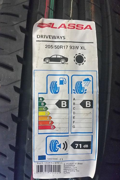 205/50 R 17 93 W XL DRIVEWAYS