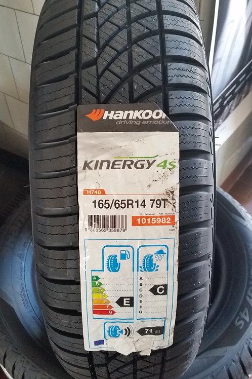 165/65 r14 79T HANKOOK KINERGY 4S