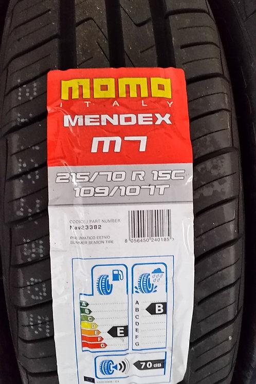 215/70 R15 109/107 T MOMO MENDEX M7