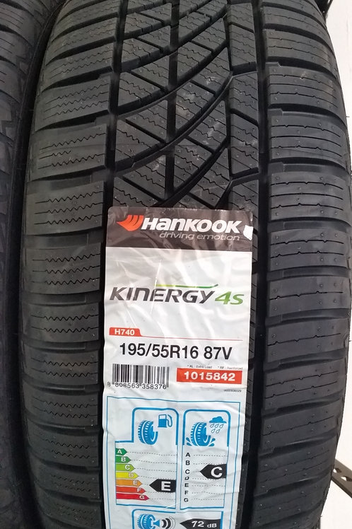 195/55 R16 87V HANKOOK KINERGY ECO