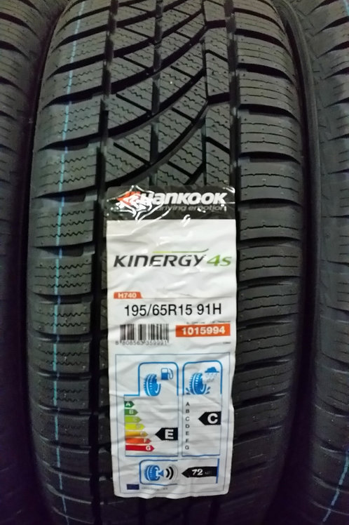195/65 R15 91V HANKOOK KINERGY 4S