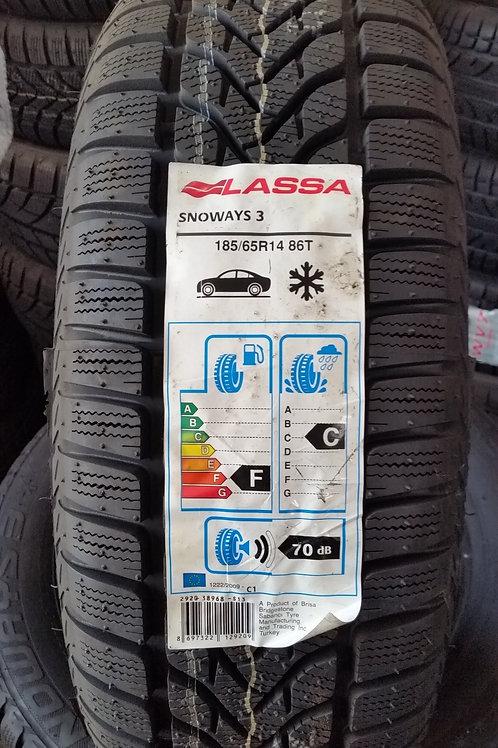 185/65 R14 86T LASSA SNOWAYS 3