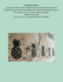 creatieve workshop keramiek teambuilding ananas stempels knutselen animatie