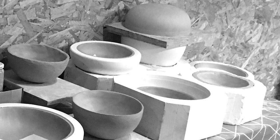 Workshop keramiek grote schaal/kom  (1)