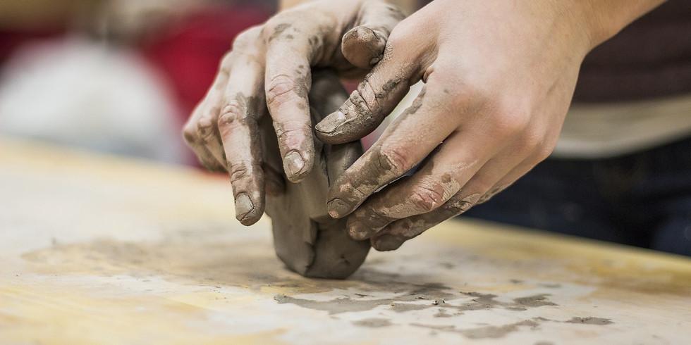 Workshop: Kennis maken met keramiek - Volwassenen