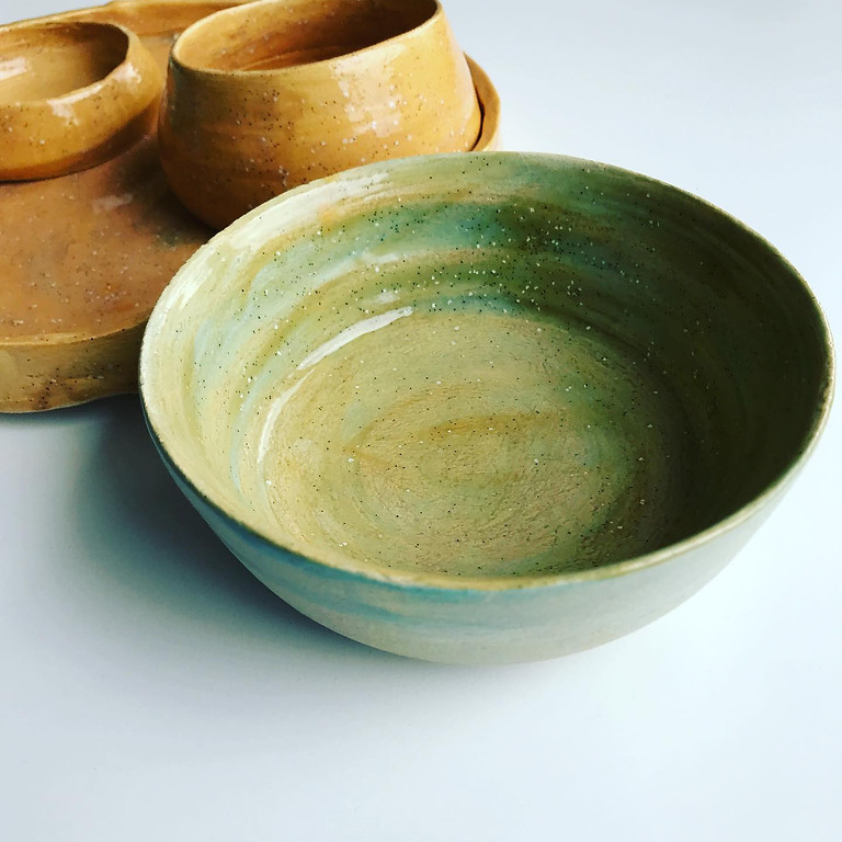 Workshop keramiek: schaal, vaas of bloempot.