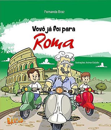 VOVO JA FOI PARA ROMA
