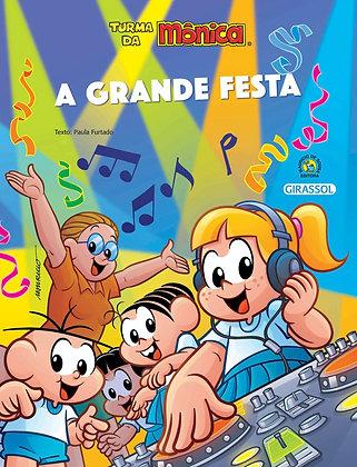 Turma da Mônica Bem-Me-Quer: A Grande Festa: 01