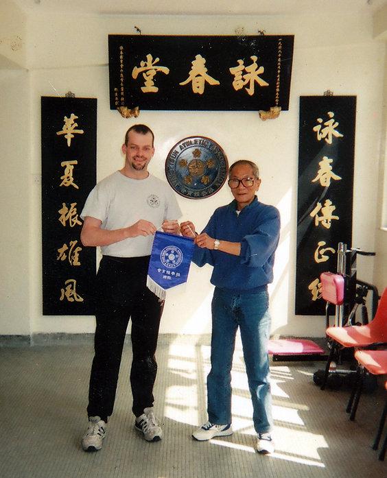 Grand Master Ip Chun
