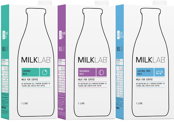 MilkLab Barista Range